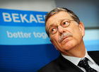 Le CEO de Bekaert a gagné 1,42 million d'euros en 2012