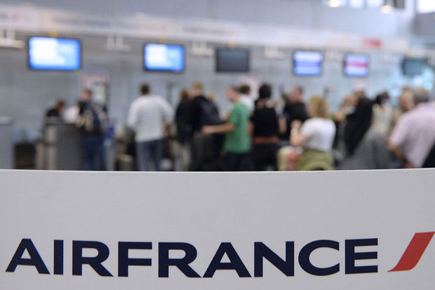 Grève des pilotes d'Air France: la situation va empirer mardi