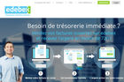 La start-up belge d'échange de créances Edebex s'exporte en France