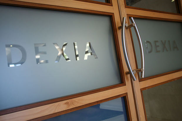 "Dexia ne satisferait pas aux ""stress tests"" de la BCE"