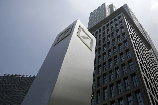 Deutsche Bank lance une augmentation de capital pour 8 milliards d'euros