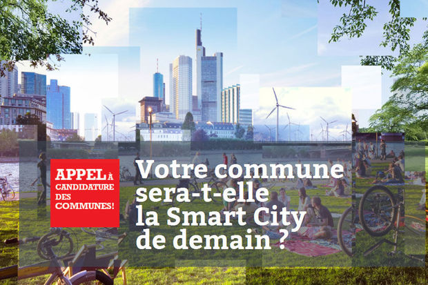 Smart Cities: 8 projets reçoivent 35 millions d'euros