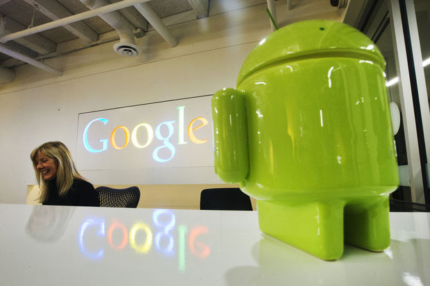 Google a abusé de sa position dominante avec Android, estime la Commission