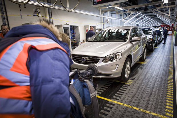 Volvo Cars Gand: direction et syndicats parviennent à un accord