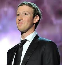 Mark Zuckerberg, DR