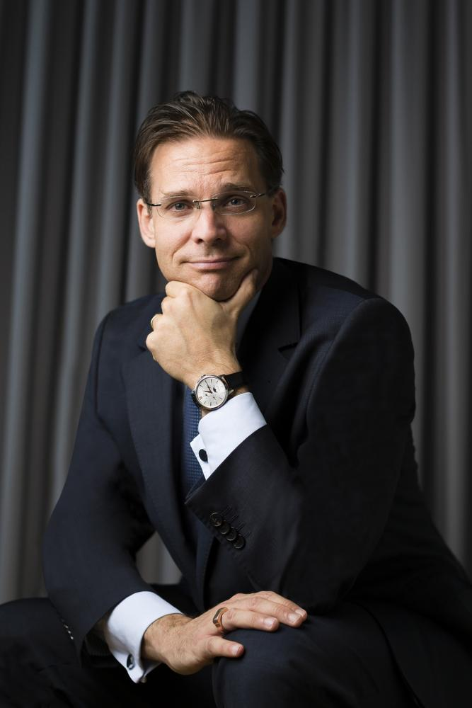 Alexander Schmiedt, Director Category Management Watches chez Montblanc.