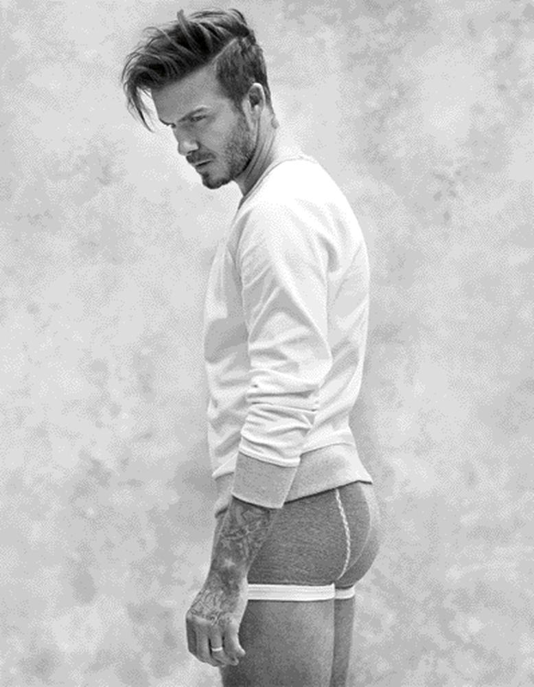 Une collaboration entre David Beckham et H&M