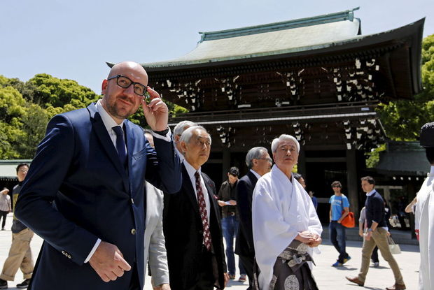 Vol direct entre la Belgique et le Japon: Charles Michel est optimiste