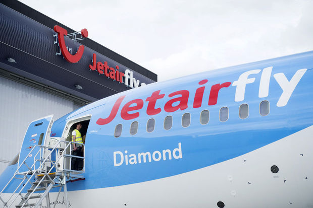 Jetairfly étoffe son offre à Liege Airport