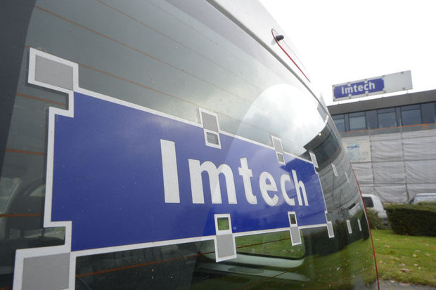 L'action Imtech s'effondre