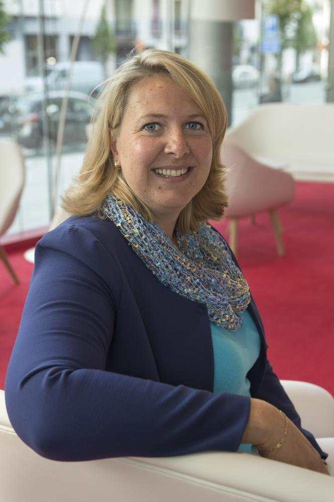 Isabelle Verhulst, Head of Wealth Analysis & Planning chez Belfius.