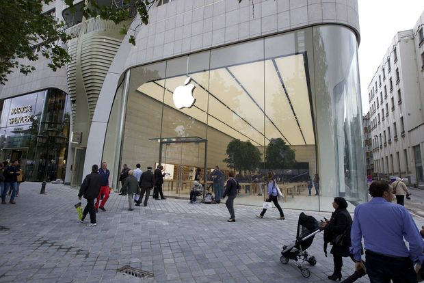 Qui a peur de l'Apple Store?