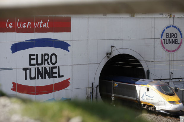 Le groupe Eurotunnel change de nom