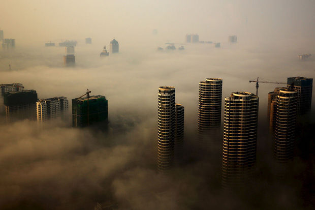 Smog et pollution, un business à l'avenir radieux en Chine