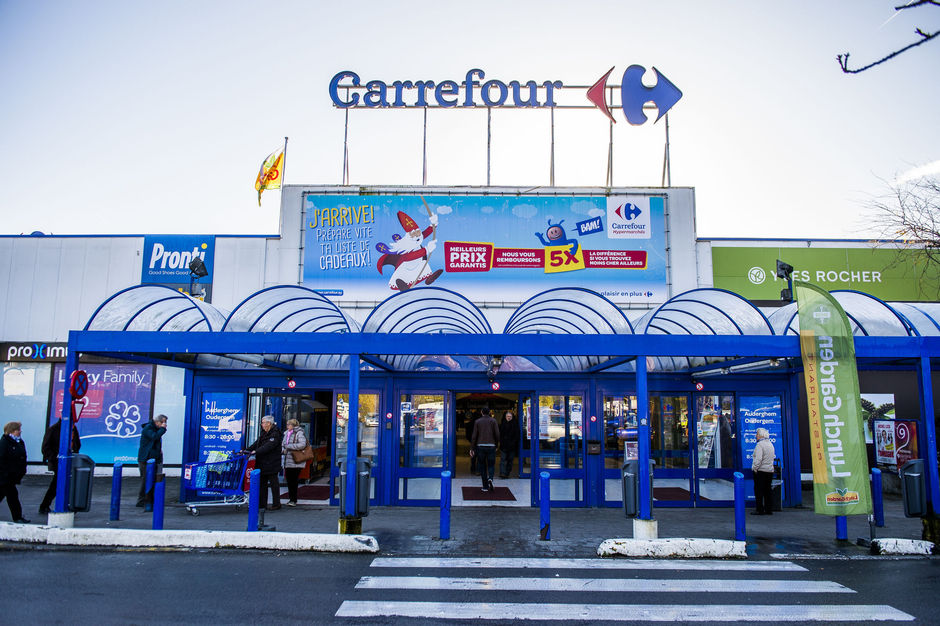 Carrefour Carte Telephonique Prepayee.Carrefour Lance Une Carte De Debit Prepayee Et Sans Contact