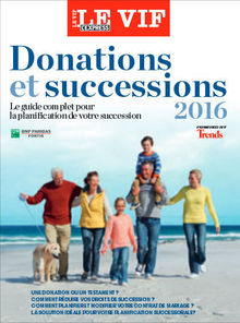 Donations et Successions 2016