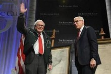 Bénéfices records pour Warren Buffett