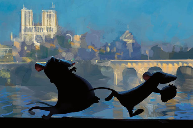 Coût record pour Ratatouille, la nouvelle attraction de Disneyland Paris