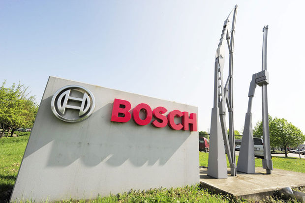 Tricherie anti-pollution: Bosch payera 327,5 millions de dollars de dédommagements