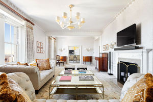 500 000 dollars par mois, l'appartement le plus cher de Manhattan (en images)