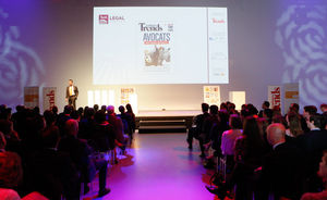 Trends-Tendances Legal Awards (en images)