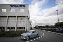 Volvo Cars Gand - Espoir de reprise de la production après un pré-accord chez SAS Automotive