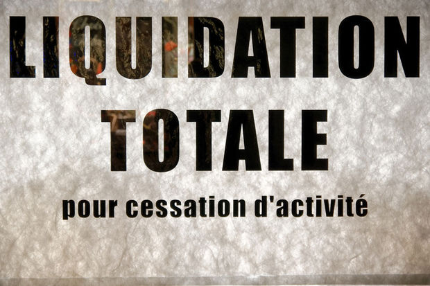 On peut se fier à la mention 'liquidation totale'
