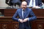 Charles Michel, ce roi nu