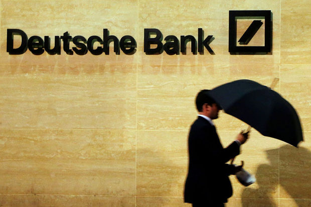 """Subprimes"": Deutsche Bank encourt une amende de 14 milliards de dollars"