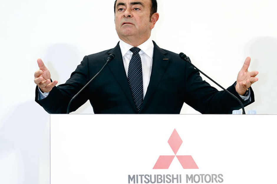 Carlos Ghosn, patron multimarque
