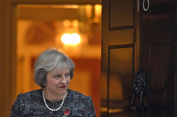 "Brexit: ""Nous avons un plan"", assure Theresa May"