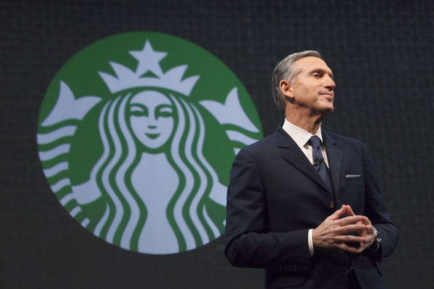 Démission surprise du CEO de Starbucks