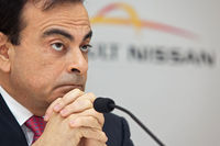 Carlos Ghosn, bâtisseur d'empire automobile, tombe de son piédestal