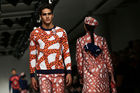 En images: la Fashion Week homme de Londres