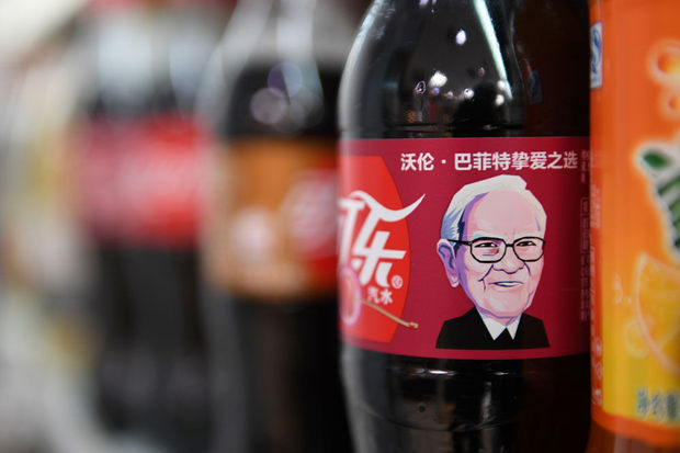 Warren Buffet superstar en Chine