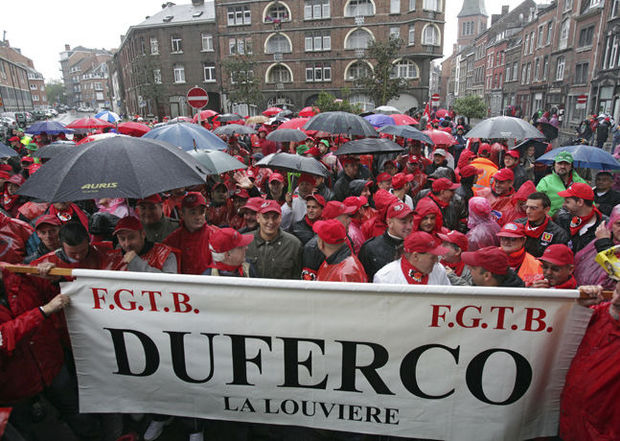 "Duferco/NLMK: ""On n'entreverrait pas de licenciements secs"""