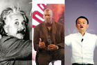 Quel est le point commun entre Albert Einstein, Jack Ma et Michael Jordan ?