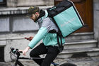 L'occupation du siège bruxellois de Deliveroo se poursuit