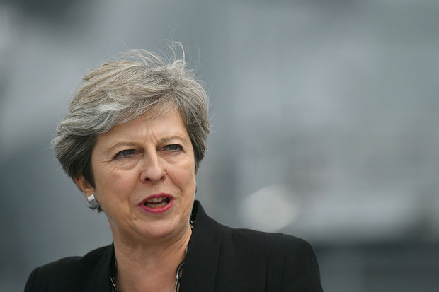 Brexit: Theresa May propose 20 milliards à l'UE
